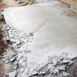 Concrete Removal in Meridian