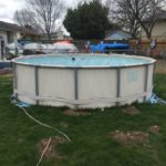 Pool Removal in Boise