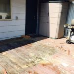Hot Tub Removal in Boise, After