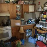 Trashed Kitchen Cleanup in Boise